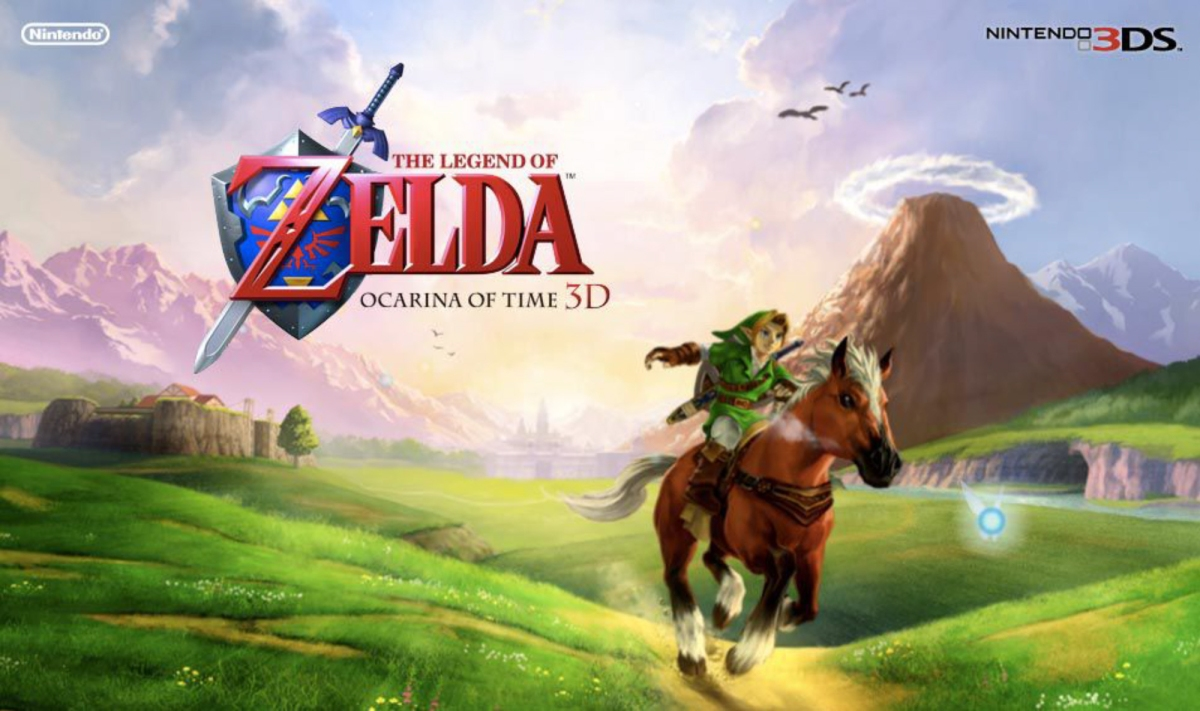 Why Ocarina of Time Is Still The Greatest Video Game Ever Made