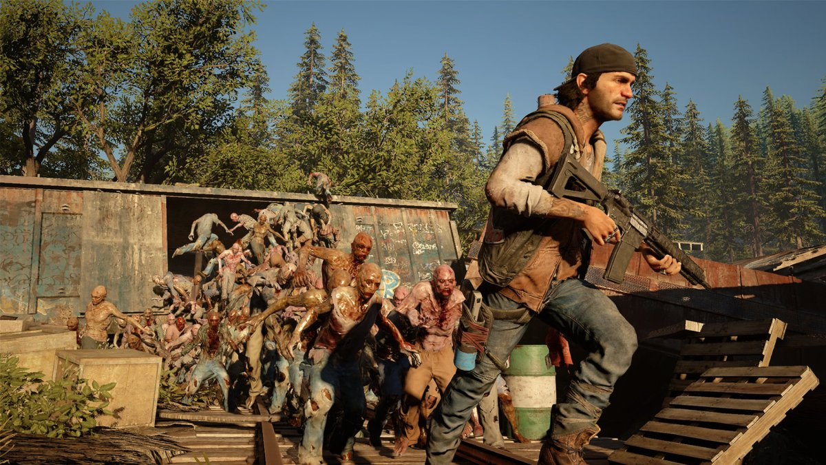Days Gone Is Unlike Any Other Has Extremely Realistic Graphics