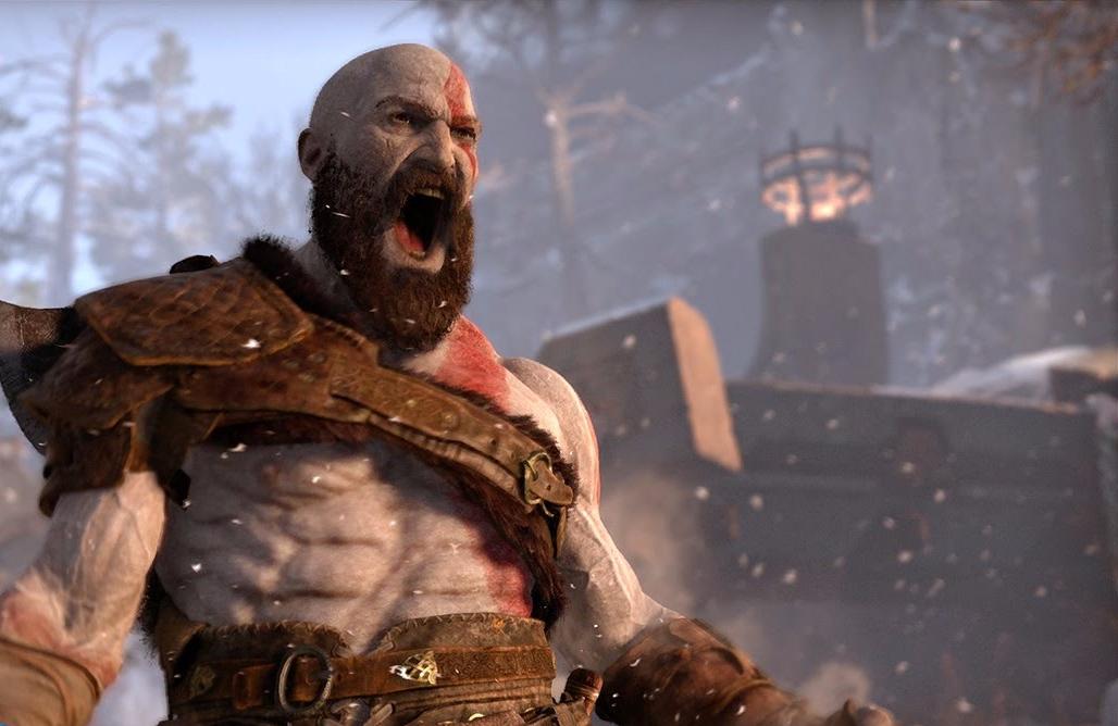 God of war 4 release date