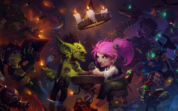 hearthstone_hearthstone_heroes_of_warcraft_activision_blizzard_gnomes_goblins_art_98087_3840x2400