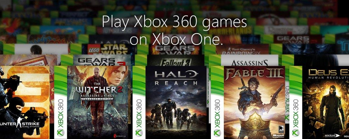 Every Xbox One Backward Compatible Games