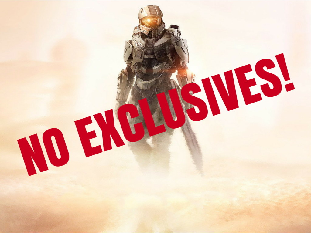 There Will Be No More Exclusives For Xbox One