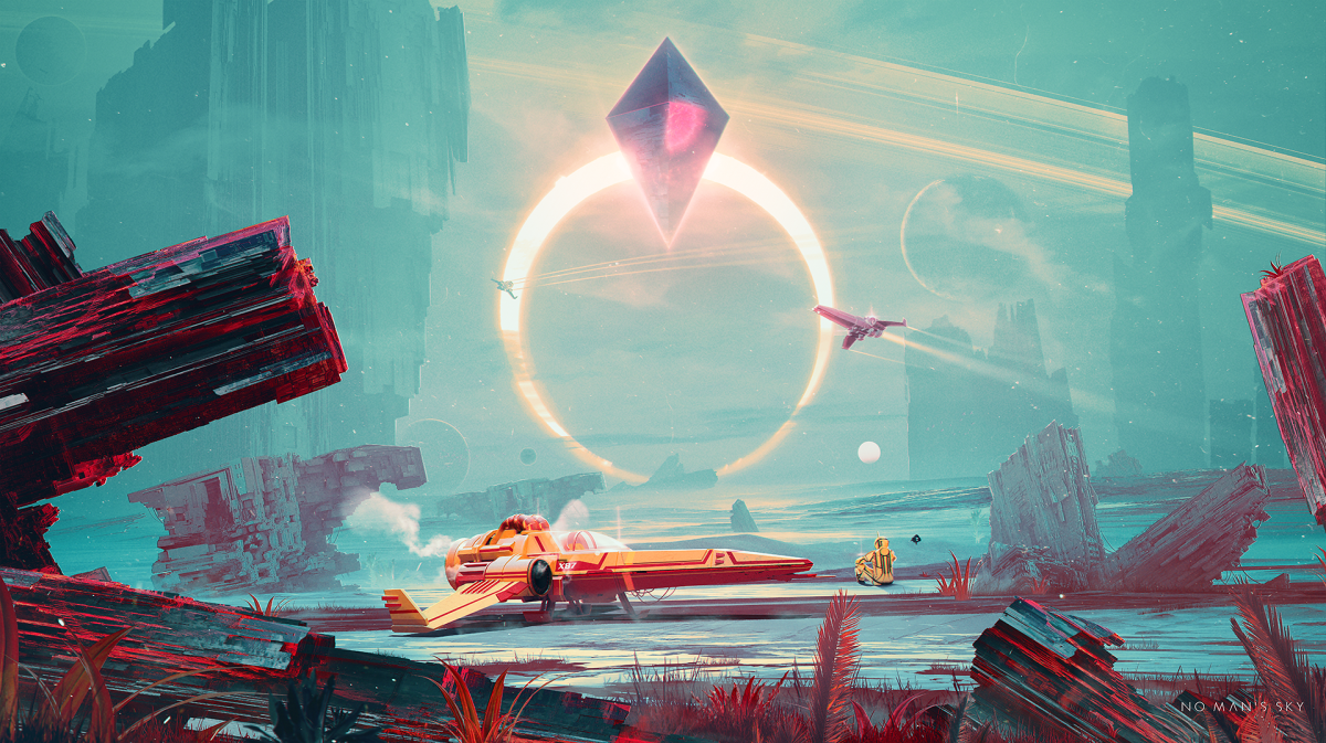Why No Man's Sky Is The Most Innovative Video Game Of All Time