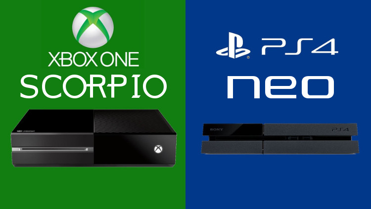 Xbox Project Scorpio VS Playstation 4 NEO Specifications   THE GAME
