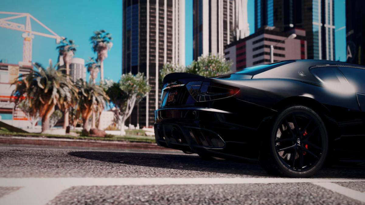 The Most Gorgeous Grand Theft Auto 5 Graphics Mod Is Available