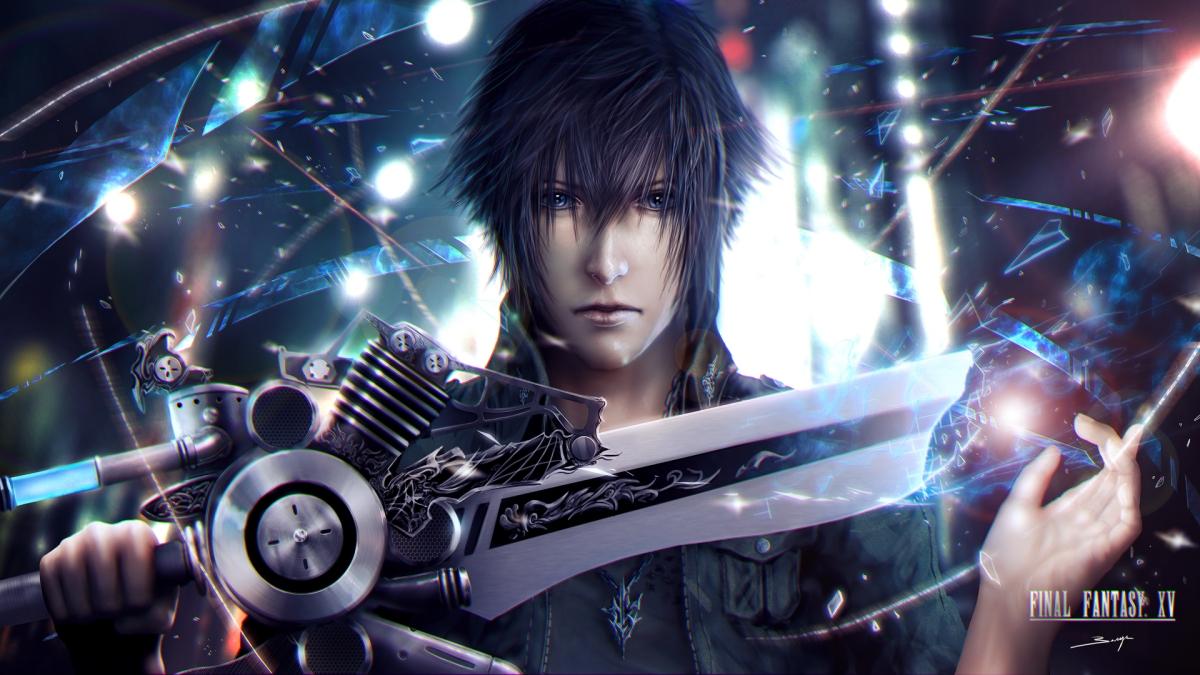 New Final Fantasy XV Video Looks Amazingly Gorgeous