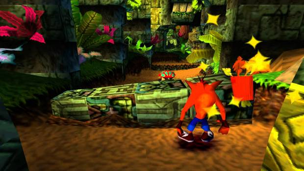 crash bandiccoot