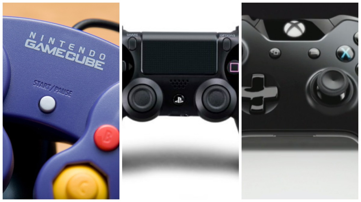 The Best Video Game Console Controllers Of All Time