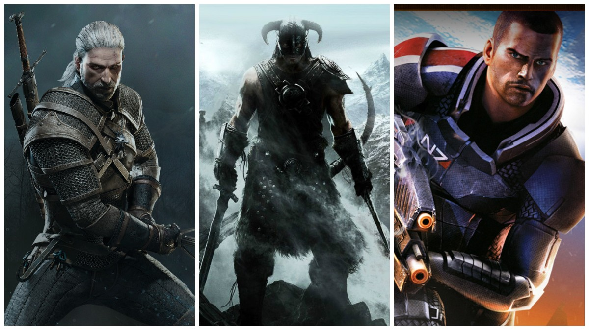 Top 10 Best RPG Video Games Of This Decade