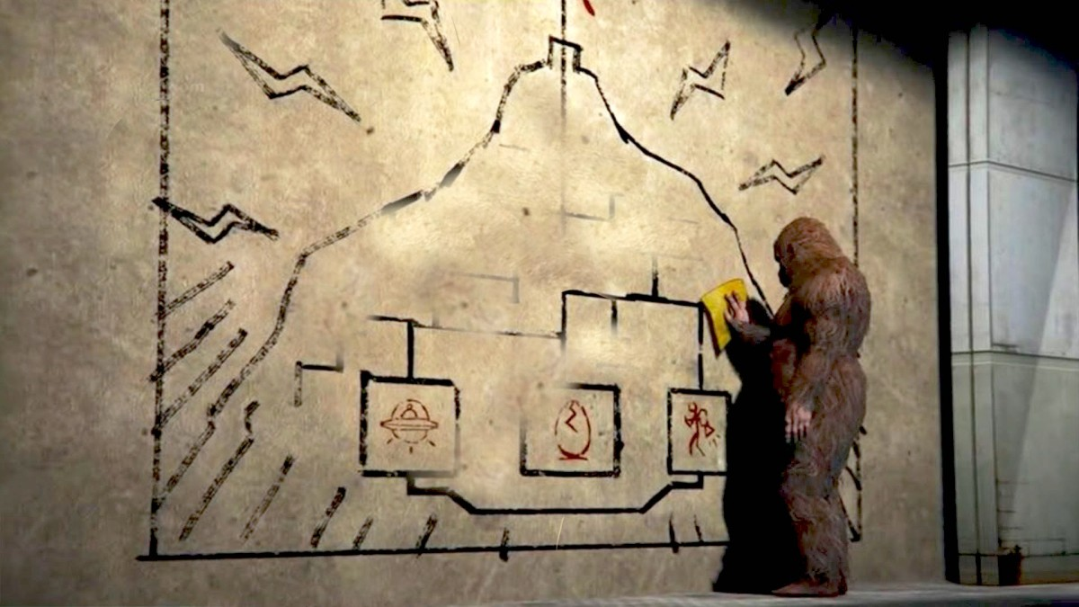 Mysterious Grand Theft Auto 5 Mount Chilliad Mystery Solved
