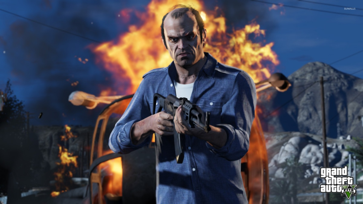 Grand Theft Auto 5 Single Player DLC Is Finally Happening