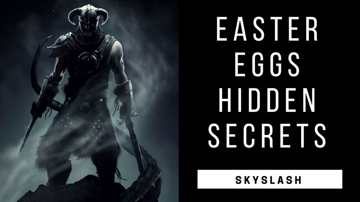 Greatest Skyrim Easter Eggs And Hidden Secrets