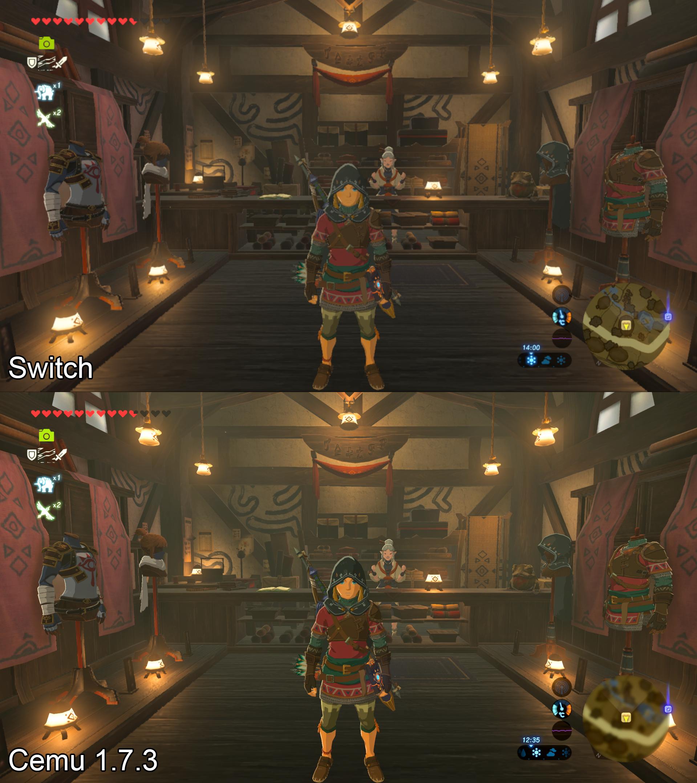 Legend Of Zelda Breath Of The Wild Looks Beautiful In 4K On PC