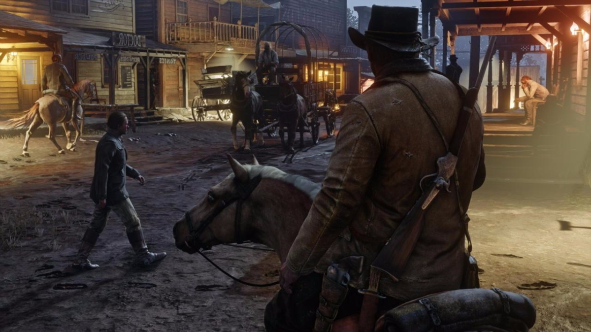 Red Dead Redemption 2 Could Be The Most Detailed Open World Video Game Of All Time