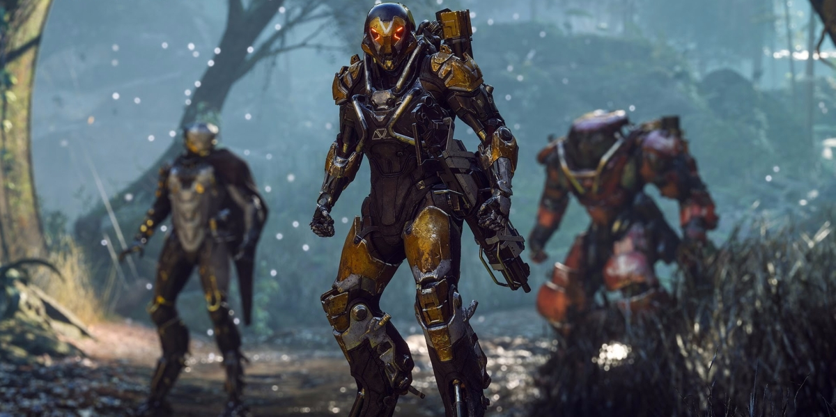 Everything You Need To Know About Bioware's New Game Anthem