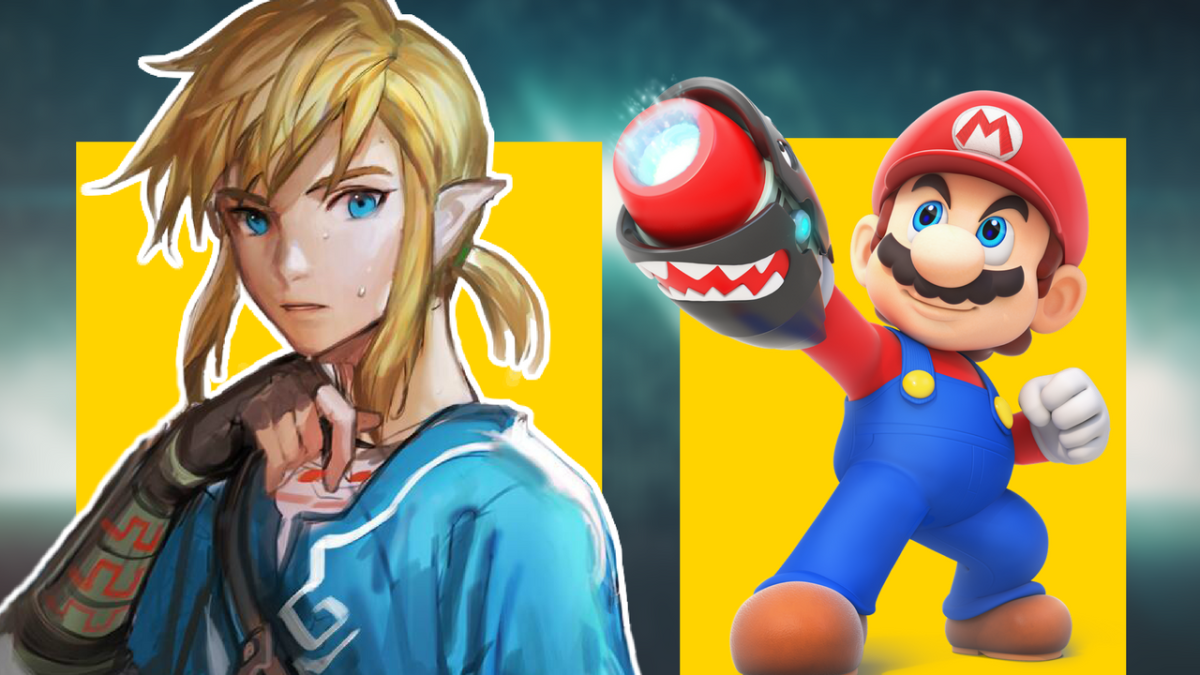 5 Best Nintendo Switch Video Games You Should Play Right Now