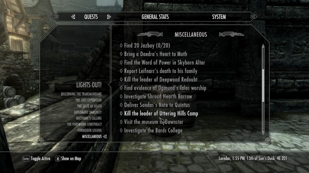 Skyrimmiscellaneousquests[1]