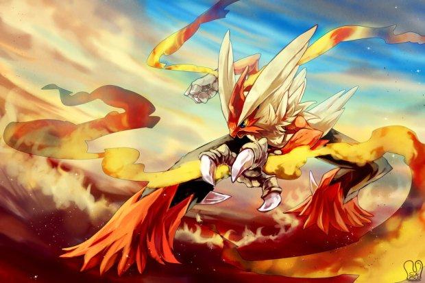 pokemon___mega_blaziken_by_sa_dui-d6ki5fo