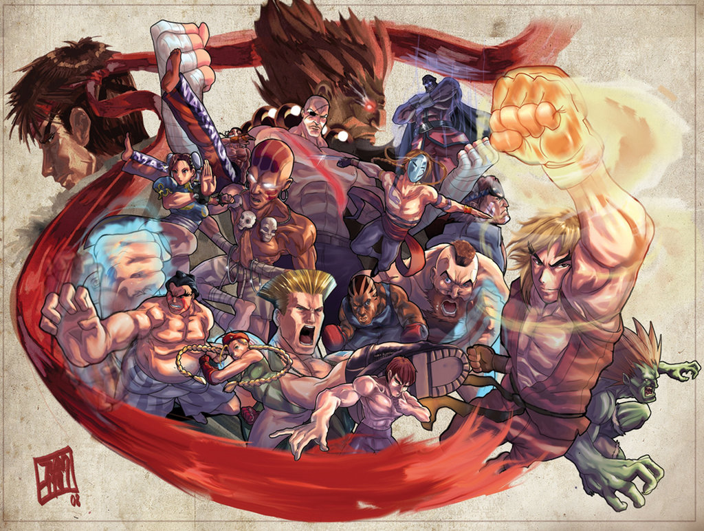 5 Outstanding Fighting Games That Everyone Should Play At Least Once