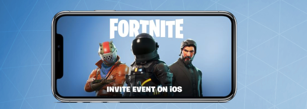 Fortnite Officially Coming For Mobile Devices With Cross-Play Support